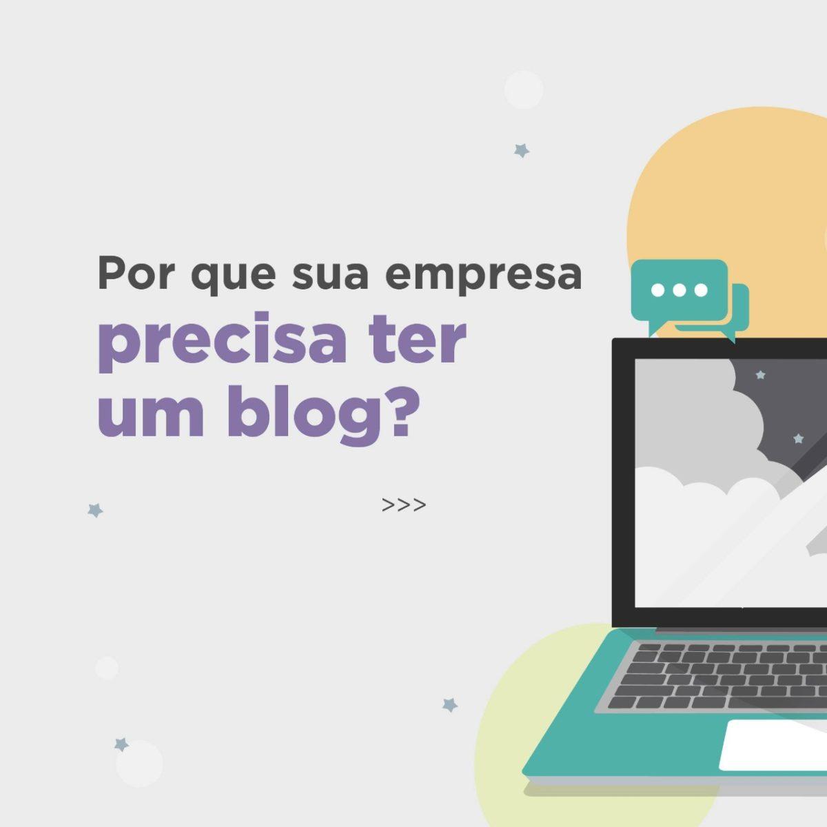 Blog para empresas: descubra as vantagens dessa estratégia