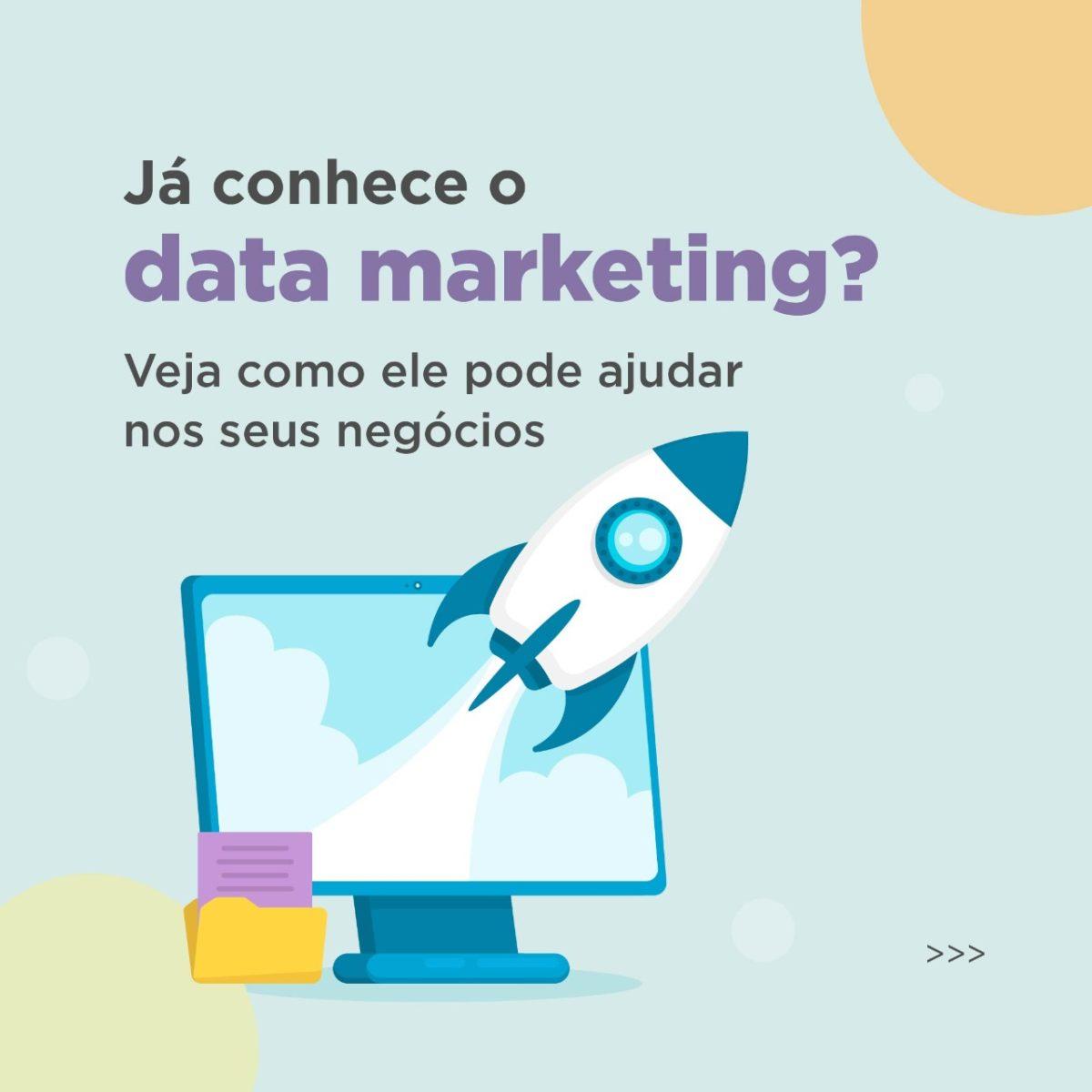 Data marketing: descubra o que é e como pode beneficiar seus negócios